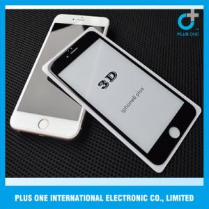 3D High Quality Screen Protetor for iPhone 6plus/6s Plus pictures & photos
