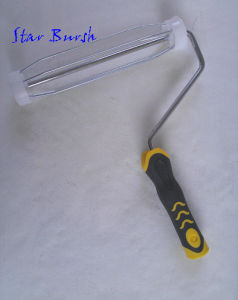 Paint Brush Rubber Handle Cage Frame