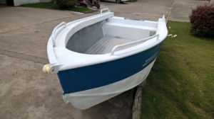 Beautiful Aluminium Fishing Boat OVS7-16 pictures & photos