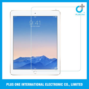 High Clear Tempered Glass Screen Protector for iPad Air 2 pictures & photos