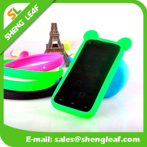 Factory Outlet Cheap Good Quality Ring Style New Arrived Multi Purpose Silicone Bumper Case pictures & photos