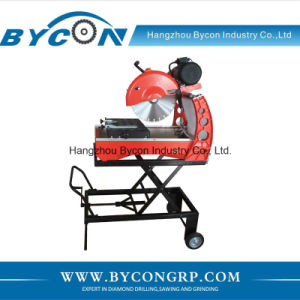 DTS-350S Electric easy mobile stone saw aluminium cutter machine pictures & photos