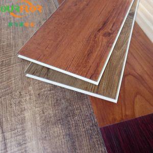 100% Waterproof WPC Click Vinyl Flooring Planks pictures & photos