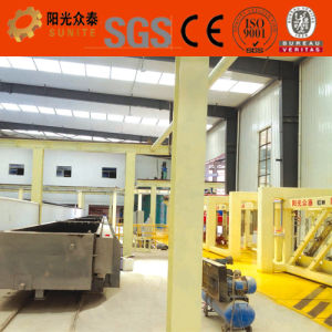 AAC Block Making Machine Line /AAC Brick Plant pictures & photos