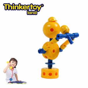 Thinkertoy Land Blocks Educational Toy Park Series Mini Park Puppet (P6201)