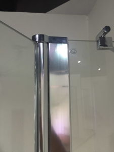 Glass Bath Screen Without Tray (ADL-8A61) pictures & photos