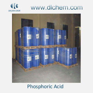 Hot Sale Food Grade CAS. No7664-38-2 85%Min Phosphoric Acid pictures & photos