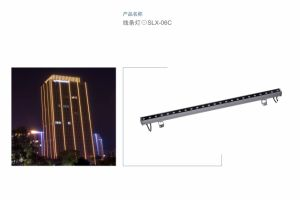 RGB LED Wall Wash Washer Light Uplighter Outdoor Light IP67 24W LED Wash Lamp - Landscape Lighting - High Power pictures & photos