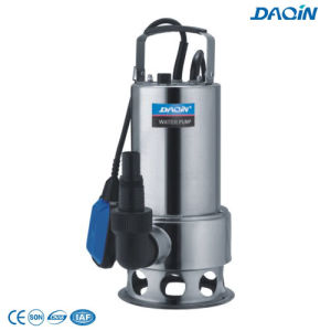 Qds Electric Stainless Steel Submersible Water Pumps pictures & photos