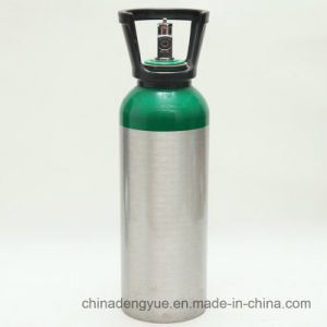 150bar Gas Cylinder 10L Steel Cylinder Nitrogen Air Argon Oxygen Cylinder pictures & photos