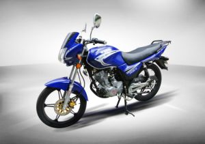 Beautiful Color Motorcycle 125cc (HD125-5E) pictures & photos
