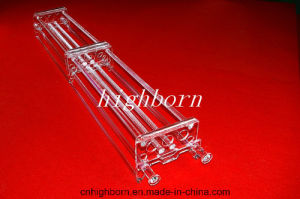 Clear Quartz Glass Boat Used for Holder pictures & photos