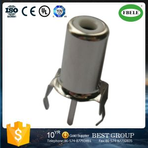 High Quality Lotus Flower Receptacle AV Socket pictures & photos