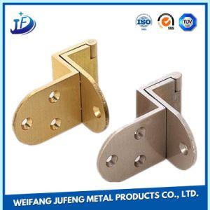 Precision Stainless Steel Sheet Metal Working Stamping Door/Window Hinge pictures & photos