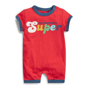 Customize High Quality 0-24m Cute Baby Romper Baby Clothes pictures & photos