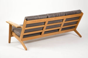 Product Name: Hans Wegner Plank Sofa for 3 Seater pictures & photos