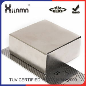 Big Square Neodymium Magnet for Electrical Component and Industrial pictures & photos