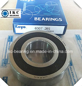 for Toyota, KIA, Hyundai, Nissan Auto Part Bearing 6307-2RS/C3 in Koyo NSK NTN pictures & photos