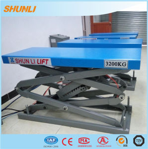 China 3200kg In Ground Car Lift China Hydraulic Lift Car Lift