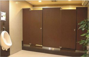 2016 Popular 12 mm Waterproof Toilet Partition pictures & photos
