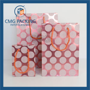 High End Gift Paper Packing Bag (DM-GPBB-053) pictures & photos