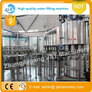 Zhangjiagang Jst Pet Bottle Drinking Water Package Machine pictures & photos