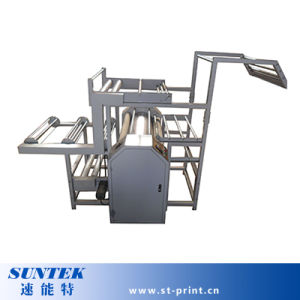 (STM-A03W) Heat Sublimation Lanyard Machine From Suntek Suppliers pictures & photos