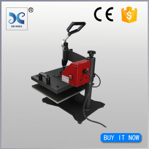 CE Approved 5in1 Tshirt Heat Press Machine HP5IN1-2 pictures & photos