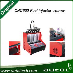 High Quality Automotive Injector Cleaner & Tester CNC-600 Fuel Injector Cleaner 110V and 220V pictures & photos