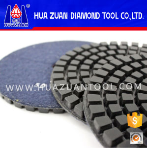 Wet Diamond Granite Polishing Pad Tools pictures & photos