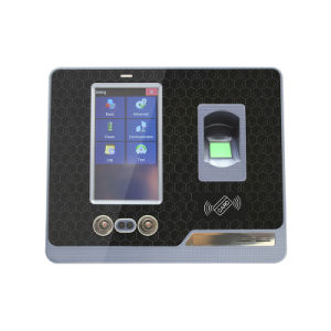 Biometric Fingerprint Face Recognition Time Attendance with WiFi, TCP/IP pictures & photos