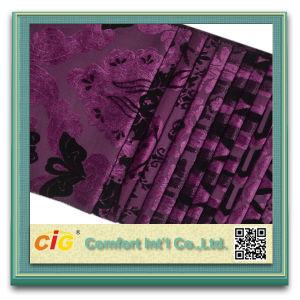 Chenille Sofa Fabric Flock Sofa Fabric Velvet Fabric pictures & photos