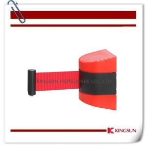 Additional Anchor Points for Wall Mount Retractable Belt Barrier pictures & photos