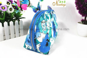 Custom Travel Promotional Fashion PU Cosmetic Bags pictures & photos