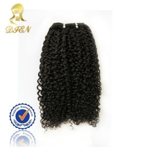 100% Natural Remy Hair Weaving Curly Style