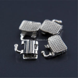 Orthodontic High Quality MIM Buccal Tubes with Slot 0.018/0.022 pictures & photos