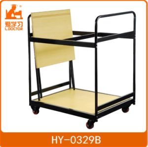 Trolley with Steel Frame for Student Testing Tables pictures & photos