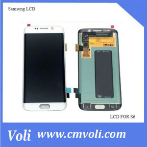 Wholesale LCD for Samsung Galaxy S6 LCD Display pictures & photos