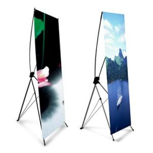 Cheap Advertising X Banner for Sale pictures & photos