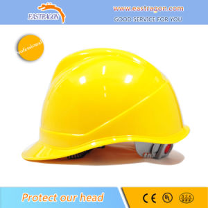 Construction V Type Safety Helmet for Sale pictures & photos