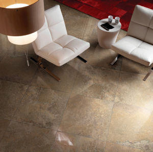 Semi-Polished Porcelain Tile 600X600mm Lh60011