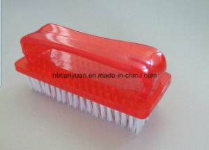 Plastic Nail Brush, Cleaning Brush pictures & photos