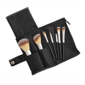 Mini 7PCS Makeup Brush with Synthetic Hair pictures & photos