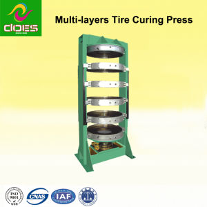 Rubber Tyre/Tire Machine for Curing Outer Tube Multi-Layers pictures & photos