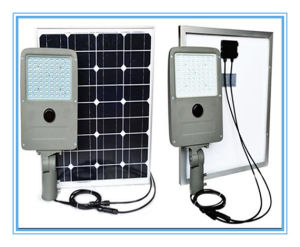 Ce RoHS FCC 15W Solar LED Street Light pictures & photos