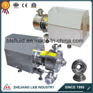 Single Stage High Shear Mixer, Inline High Shear, Inline Mixers pictures & photos
