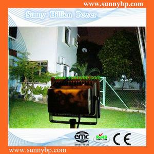 200W High Lumen COB Solar LED Flood Light pictures & photos