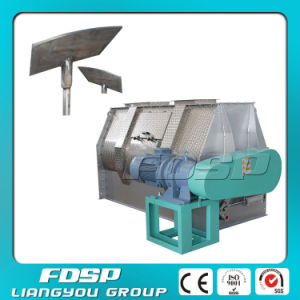 High Effecient Stainless Steel Shaft Mixer for Pellet Set pictures & photos