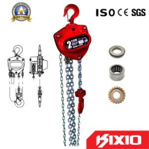 2 Ton Manual Chain Hoist for Material Lifting with Ce, ISO pictures & photos