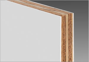 25mm Thick Gel Coated Reinforced Fiberglass Plywood Panels pictures & photos